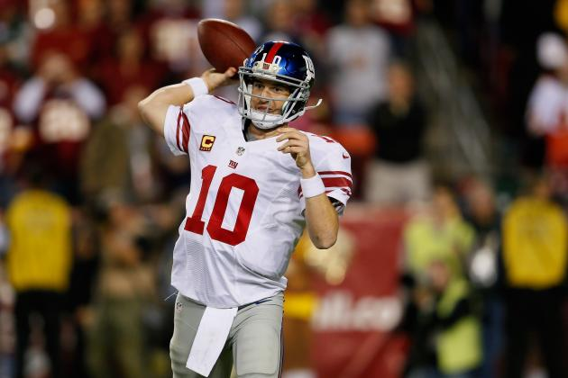 Giants vs. Redskins: Live Grades and Analysis for New York