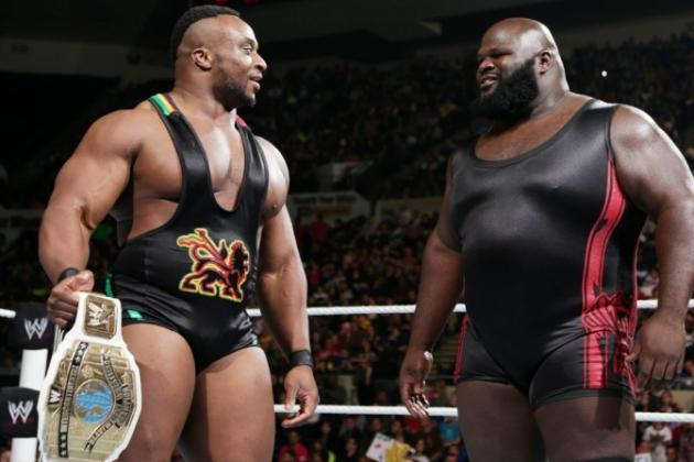 Big E Langston and Mark Henry Pairing Should Lead to WrestleMania Match