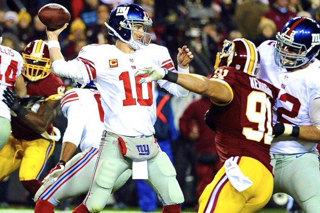 Giants vs. Redskins: Score, Grades and Analysis