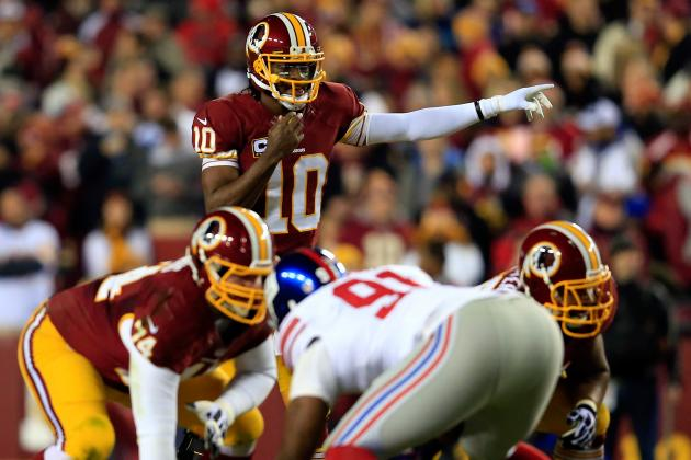 No-Huddle Offense Can Salvage Robert Griffin III's Depressing Sophomore Season