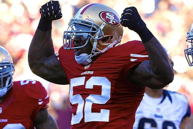 Even With Healthy Offense,49ers Will Only Go as Far as Defense Can Carry Them