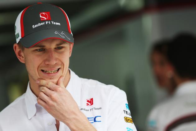 Is Nico Hulkenberg's Height, Weight or Budget Hurting His Formula 1 Career Most?