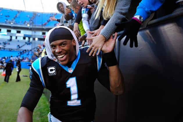 Cam Newton, Defense Shine as Carolina Panthers Dismantle Tampa Bay Buccaneers