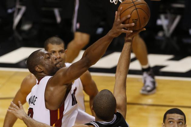 Dwyane Wade Sets NBA Record for Most Career Blocks for Player Under 6'4