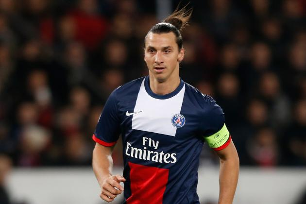 Zlatan Ibrahimovic and PSG Teammates Attacked as Bus Window Gets Broken