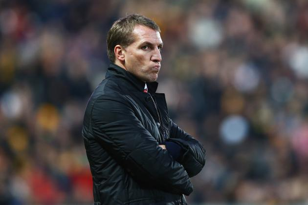 Liverpool Slammed by Brendan Rodgers After Shock Loss to Hull