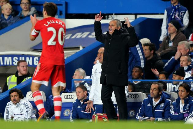 Jose Mourinho Hails Chelsea Players for Recovering from 'Knife in Back'