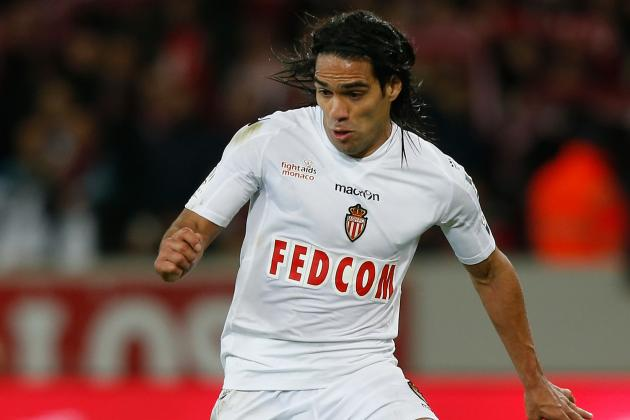 Chelsea Transfer News: Radamel Falcao Transfer Blow Dealt by Monaco