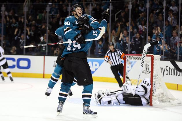 Are the 2013-14 San Jose Sharks the Best Team in Franchise History?