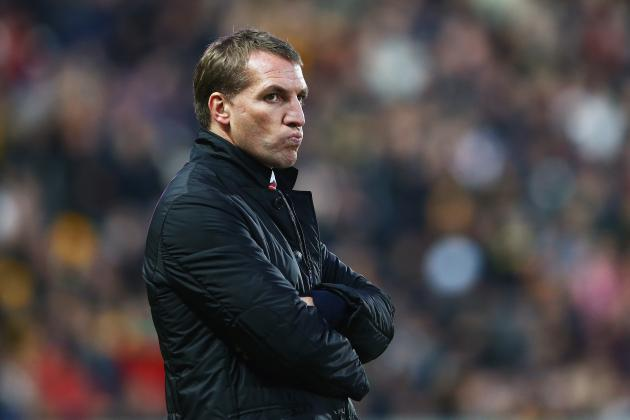 Liverpool Squad Depth Problem a Situation of Brendan Rodgers' Own Making