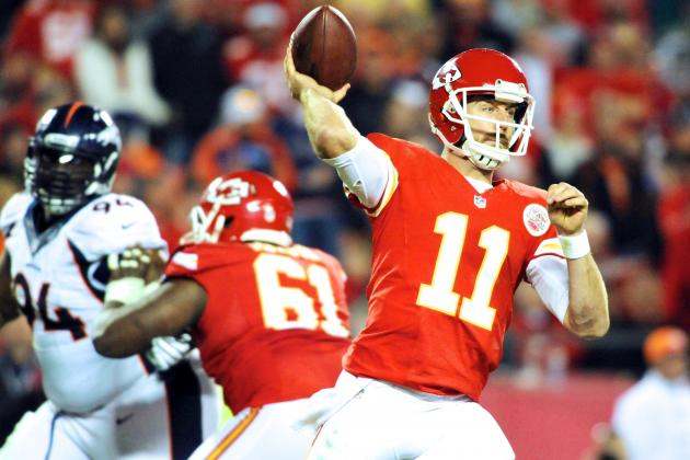 Alex Smith Elevates Game, but Chiefs Not Yet Ready for the Next Level