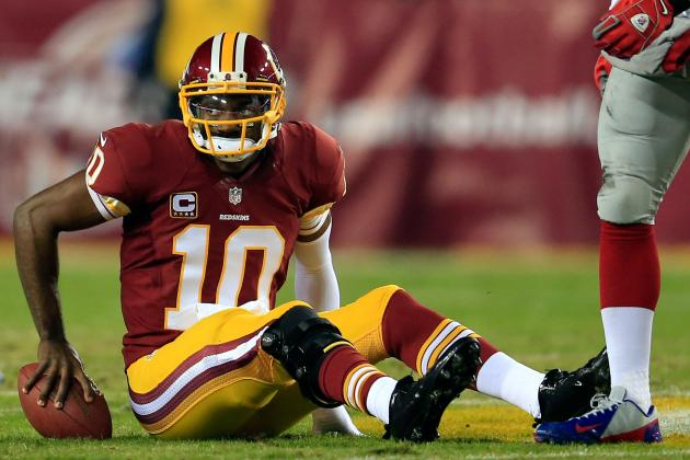 Washington Redskins: Biggest Weaknesses Highlighted in Sunday's Loss to Giants