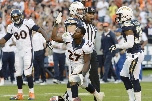 Denver Broncos: Should They Re-Sign Knowshon Moreno?
