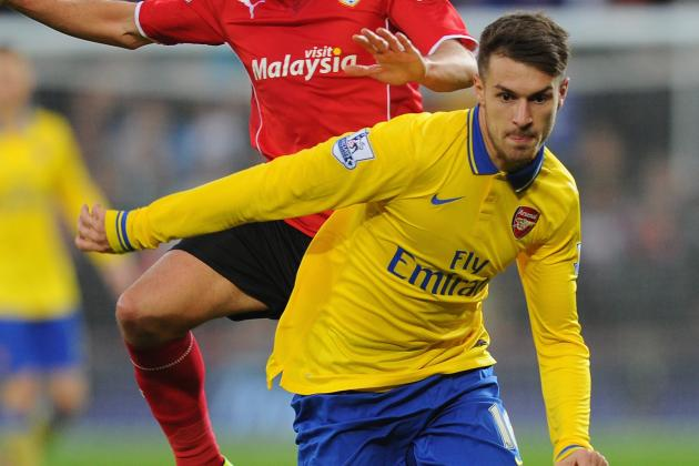 Tactical Breakdown of Aaron Ramsey's Role for Arsenal