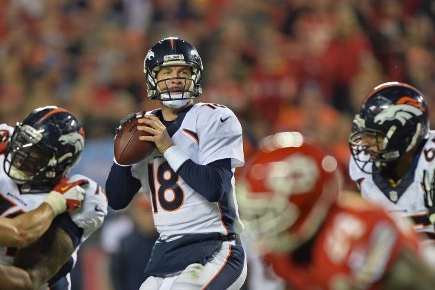 2013 Fantasy Football Quarterback Rankings: NFL Week 14