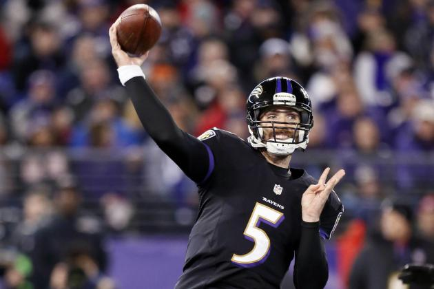 Late For Work 12/2: Ravens Rise In Changing Playoff Picture