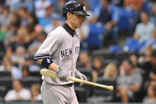 Updates on Yankees Trading Chris Stewart to Pirates