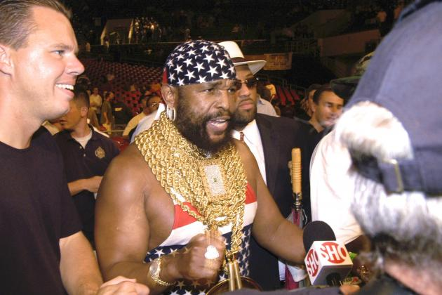 Mr. T Goes Bonkers for Bo Jackson