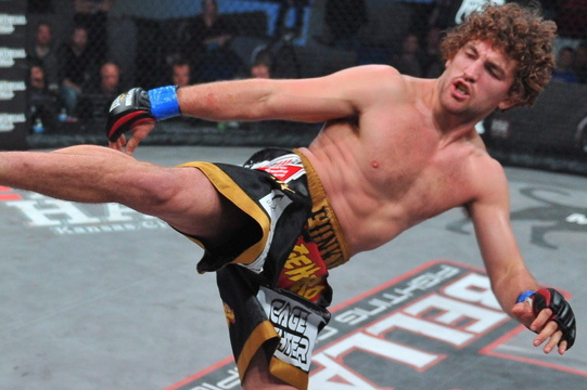 'Not a Chance' Askren Would Participate in TUF