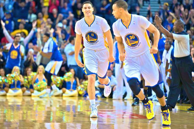 Golden State Warriors' Winning Style Is Completely Unique