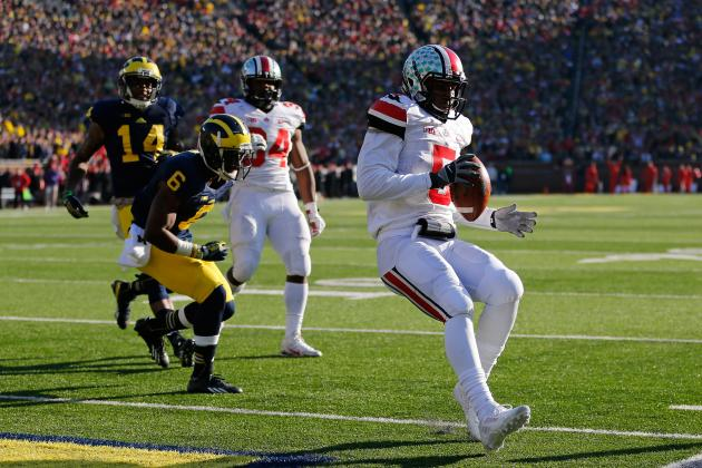 Big Ten Championship 2013: Just How Good Is Ohio State's Offense Historically?