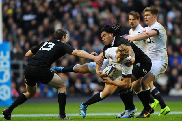 England vs. New Zealand Fixtures Revealed for 3-Test Rugby Series in 2014