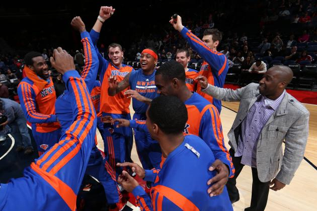 Blueprint to NY Knicks Turning Their Tumultuous Season Around