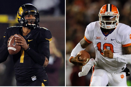 5 up, 5 down: James Franklin rising, Tajh Boyd falling