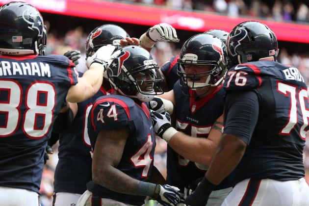 Mankins: Texans Mad Without Camera Time