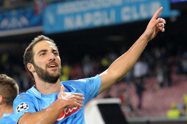 Lazio vs. Napoli: Live Score, Highlights, Recap