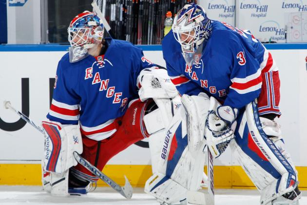 Why More Starts for Cam Talbot Is Best for Henrik Lundqvist and the Rangers