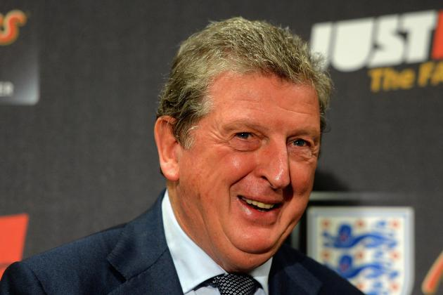 Roy Hodgson Turns to Forrest Gump for England World Cup Draw Analysis
