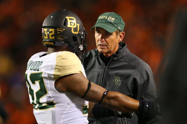 Big 12 Teleconference News and Notes: Art Briles' Response to Gary Patterson