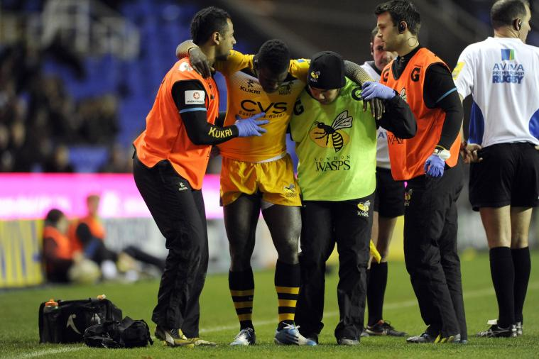 Christian Wade Injury: Updates on Wasps Star's Foot, Likely Return Date