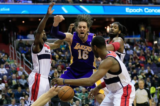 Pau Gasol Injury: Updates on Lakers Star's Ankle, Likely Return Date