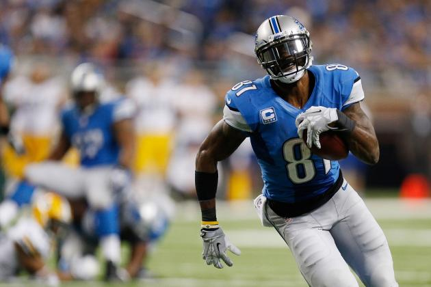 2013 Fantasy Football Wide Receiver Rankings: NFL Week 14