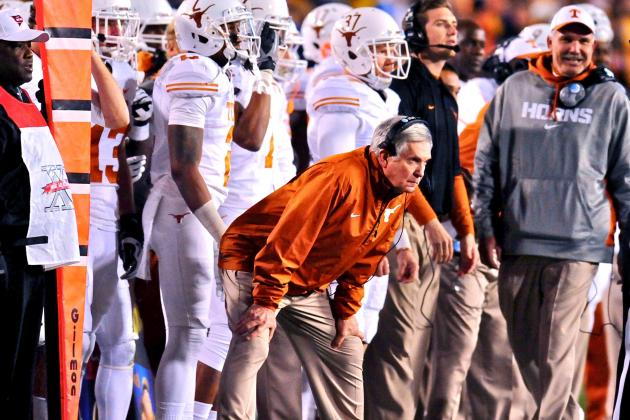 Why Texas Could Actually Win the Big 12, Seriously