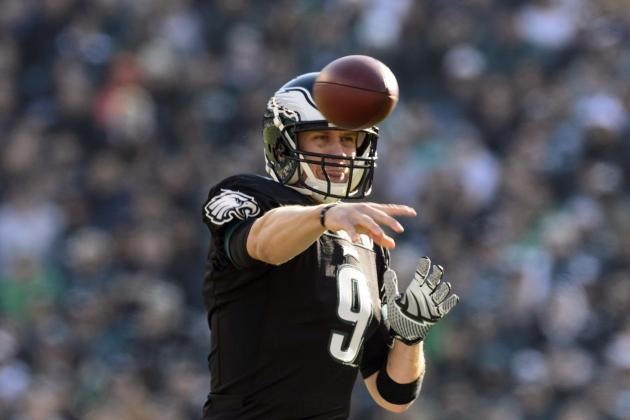 Nick Foles Expected to Be Eagles' Starting QB for 2014-15 Season