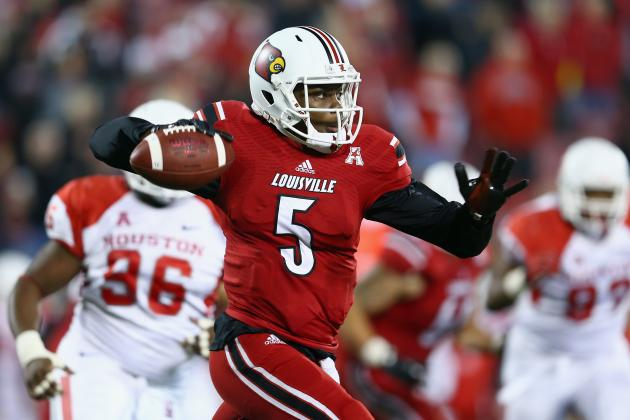 Louisville vs. Cincinnati: TV Info, Spread, Injury Updates, Game Time and More