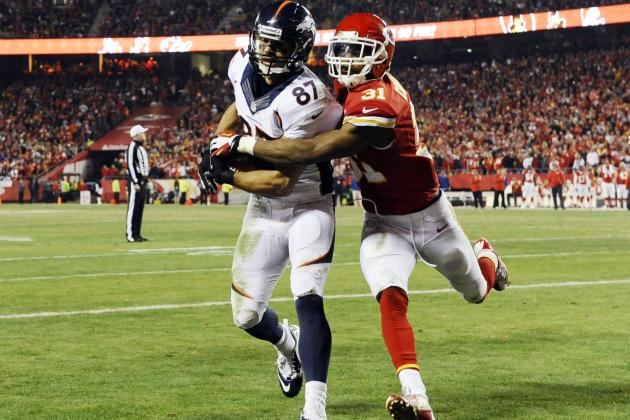 Kansas City's Loss to Denver Shows Chiefs Still Far Away from Being Contenders
