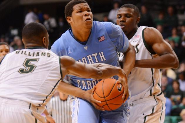 Turbulent Tar Heels Head into Michigan State Game Searching for Consistency
