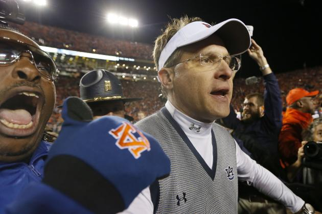 The SEC Championship Game Won't Decide SEC Coach of the Year