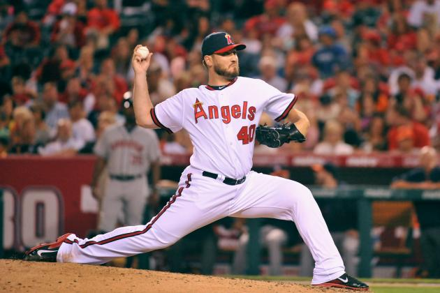 Angels to Tender RHP Jepsen a Contract
