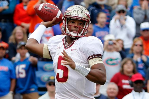 FSU QB Jameis Winston Headlines 2013 ACC All-Conference Team