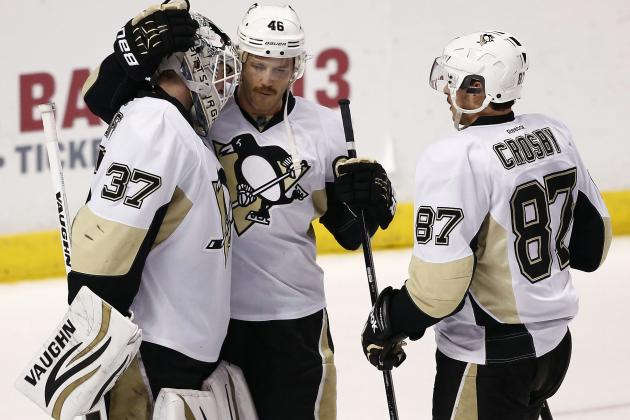 Penguins Looking to Keep Their Emotions in Check This Season