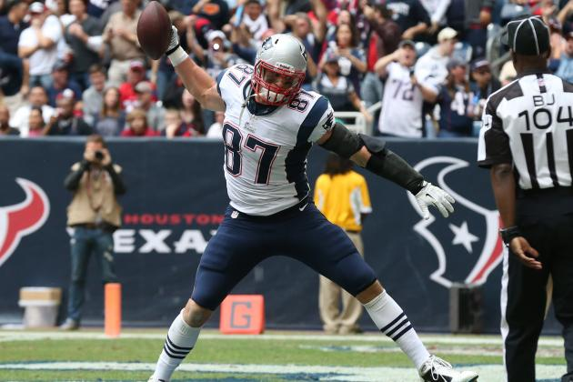 New England Finally Clicking on Offense Makes Patriots Primed for Super Bowl Run