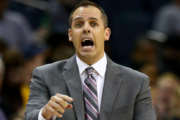 Frank Vogel Named EC Coach of the Month