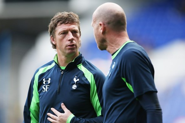 Steffen Freund Exclusive: Spurs Coach on AVB, Top 4 Hopes, Facing Zidane & More