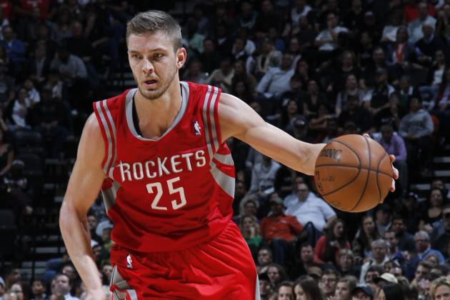 Chandler Parsons a Game-Time Decision Against Jazz