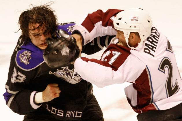 Former Avs Enforcer Scott Parker Says Coach Bob Hartley 'Was a Bully'